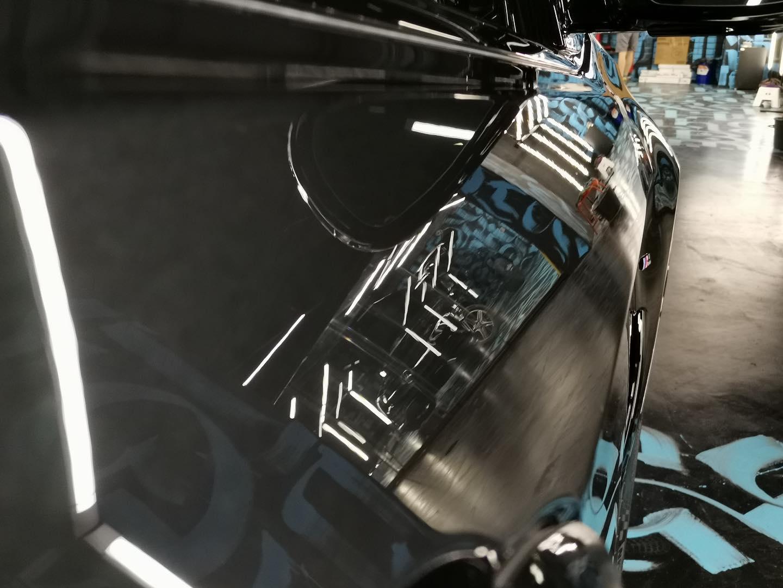 Нанокерамическое покрытие авто