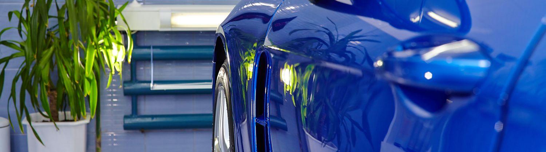 Детейлинг полировка автомобиля